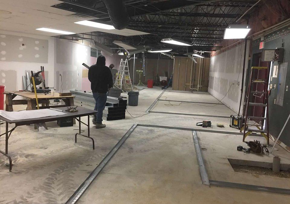 We're Under Construction!