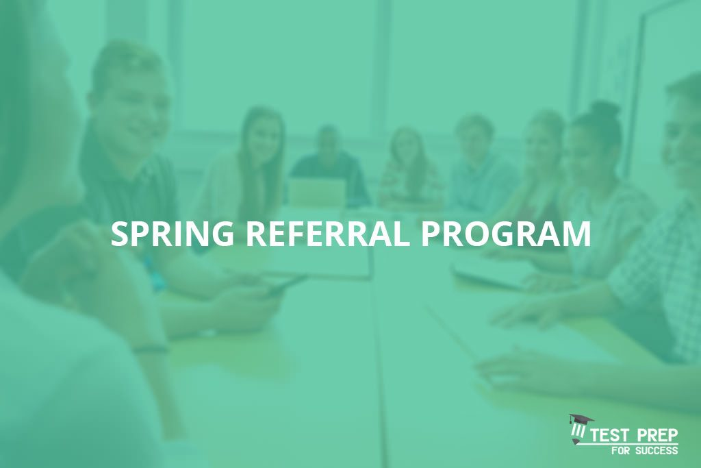 Photo of Spring Referral Program!