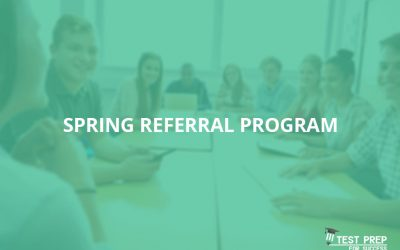 Spring Referral Program Has Started!