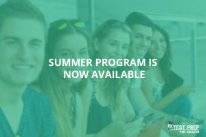 Photo of Summer program is now available
