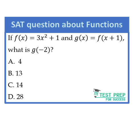 Function Question from our Newsletter
