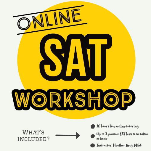 online SAT Workshop